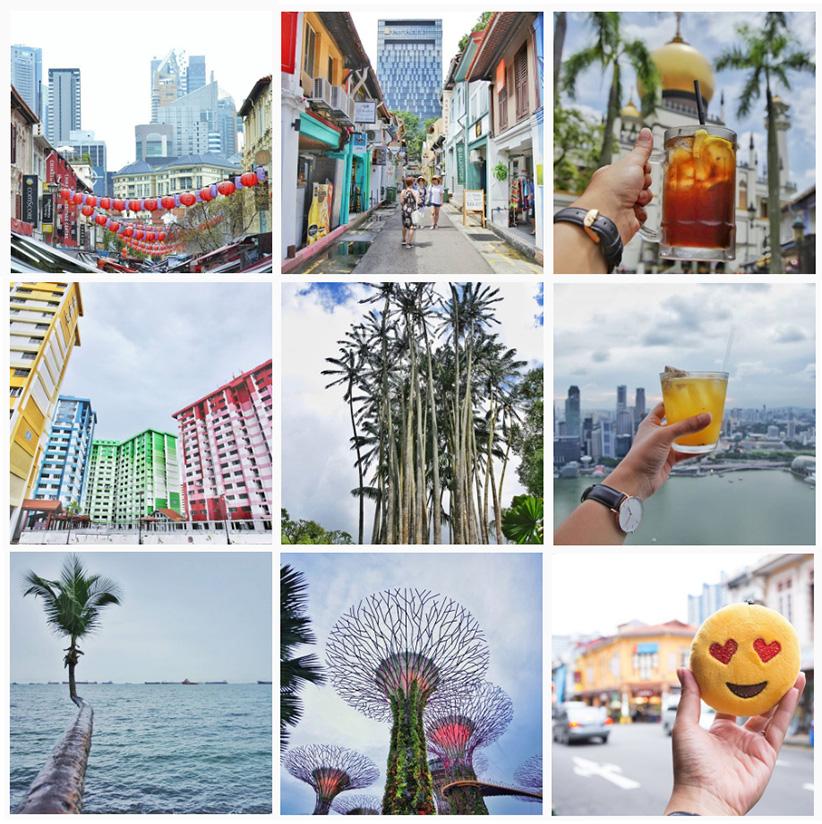 singapour instagram
