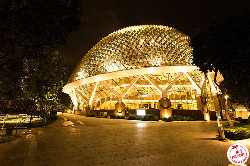 Opéra Singapour