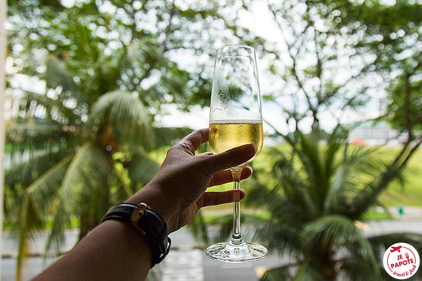 Singapour Champagne