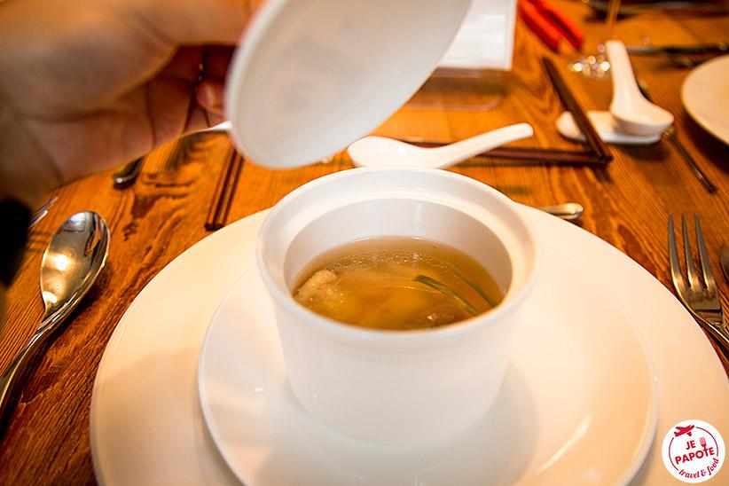 Soupe Singapour