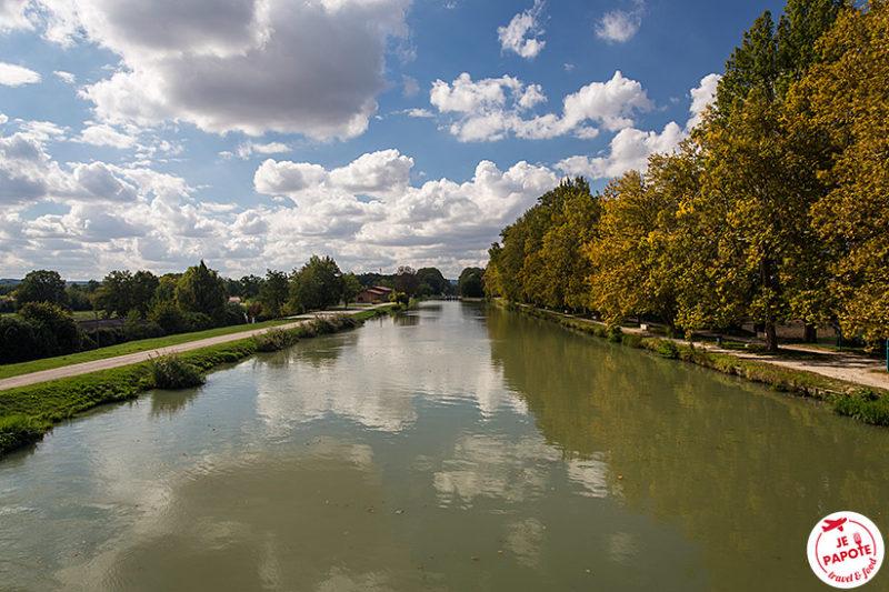 Pont Canal Agen