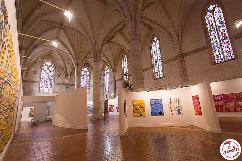 Exposition Gerard Fromanger Agen