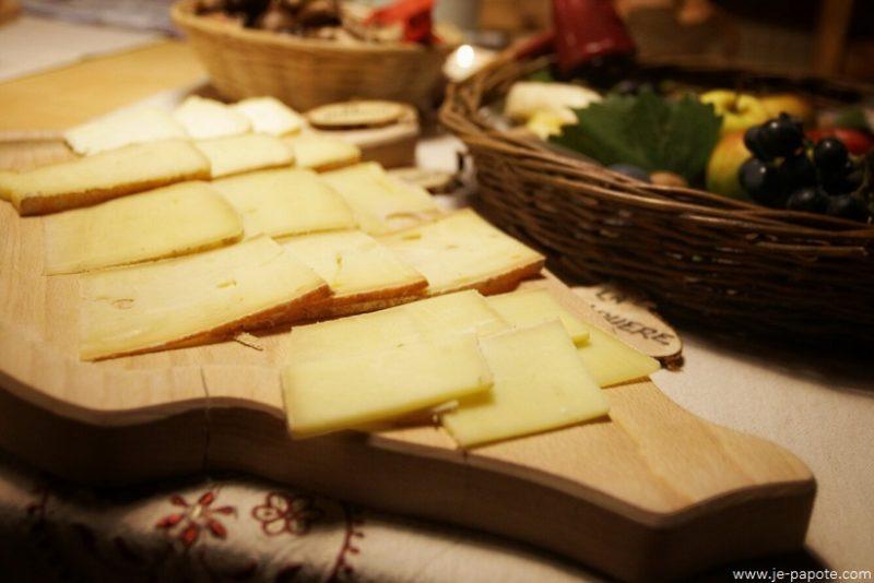 Fromages Brisolée