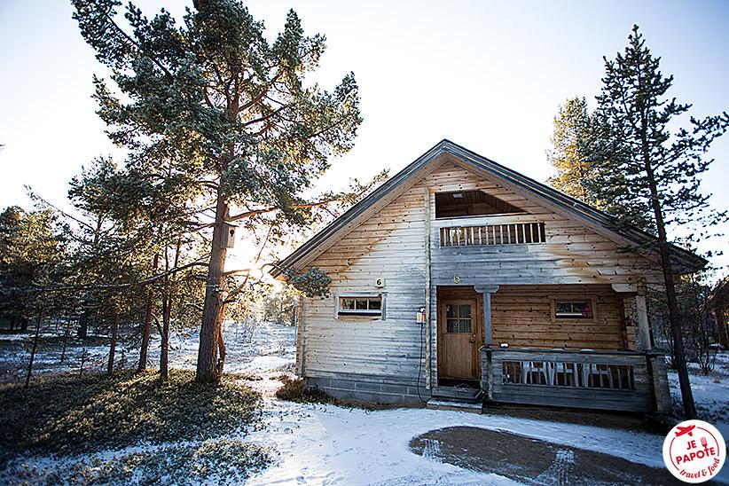 Installation Laponie