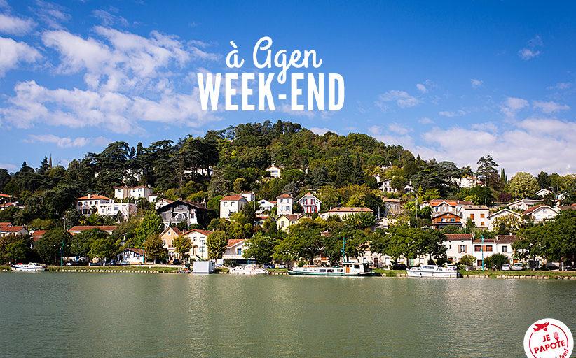 Un week-end à Agen