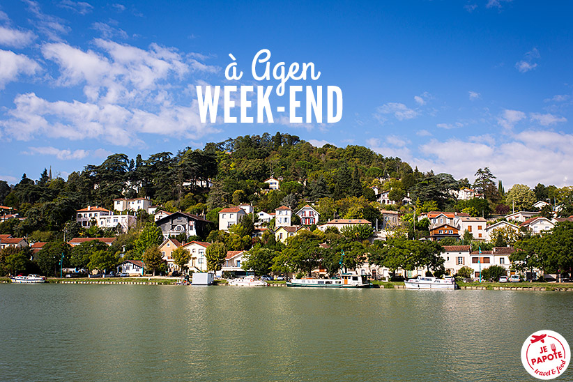 Visiter Agen le temps d'un week-end