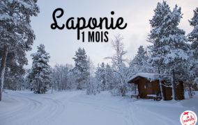 1 mois en Laponie