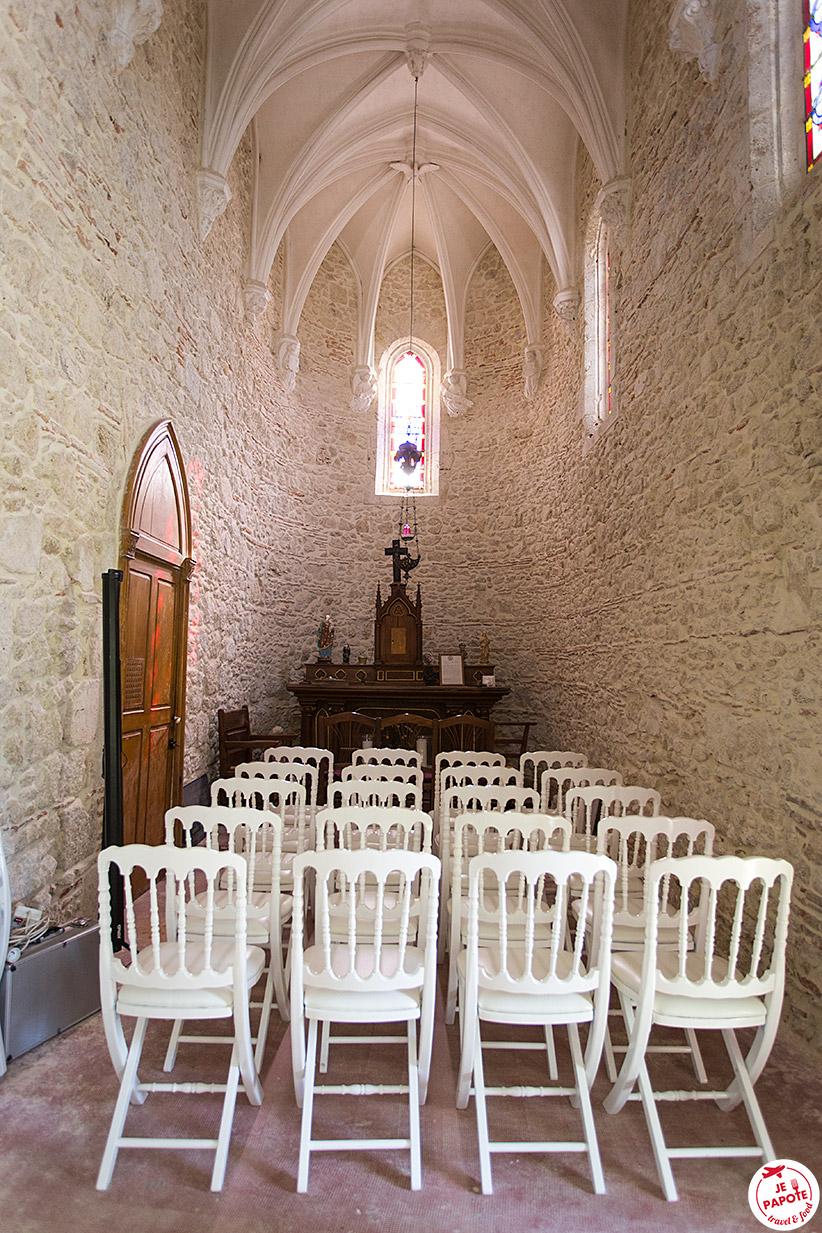 Chapelle chateau