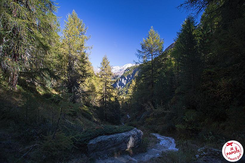 Randonnée Val d'Hérens