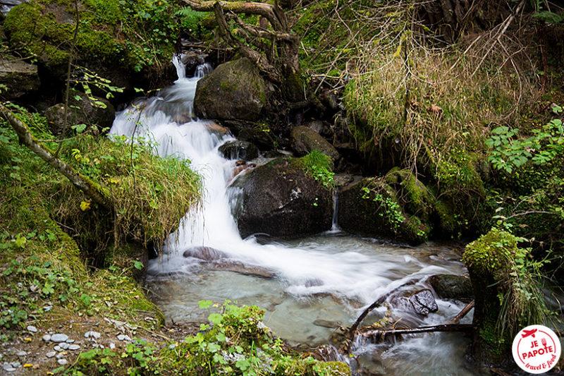 Cours d'eau Val d'Hérens