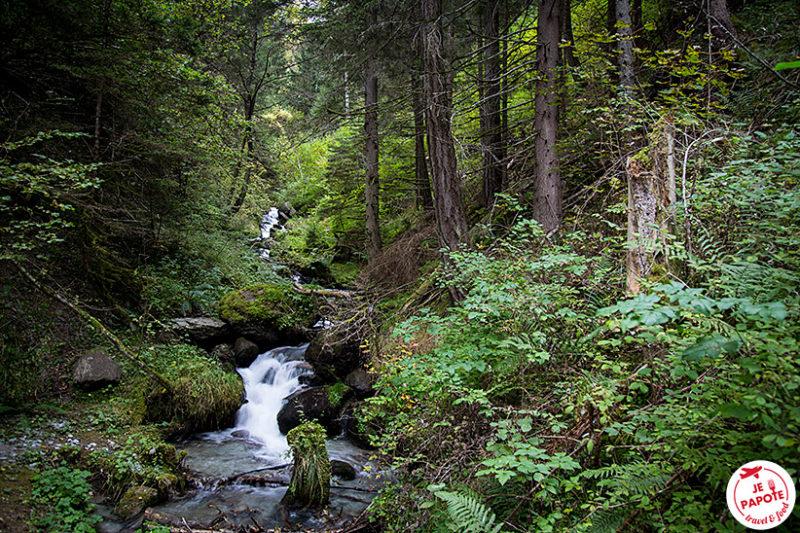 Cours d'eau Valais