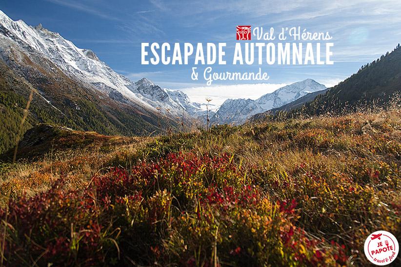 Escapade Val d'Hérens