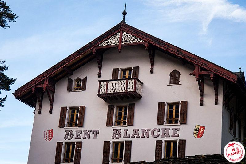 Hotel Dent Blanche