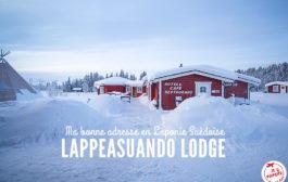 Lappeasuando Lodge au coeur de la Laponie Suédoise