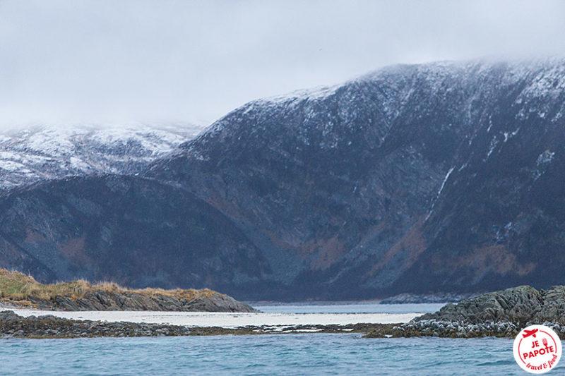 Plage Tromso