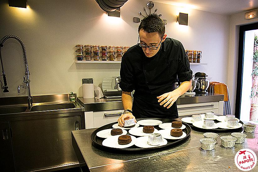 preparation-moelleux-chocolat