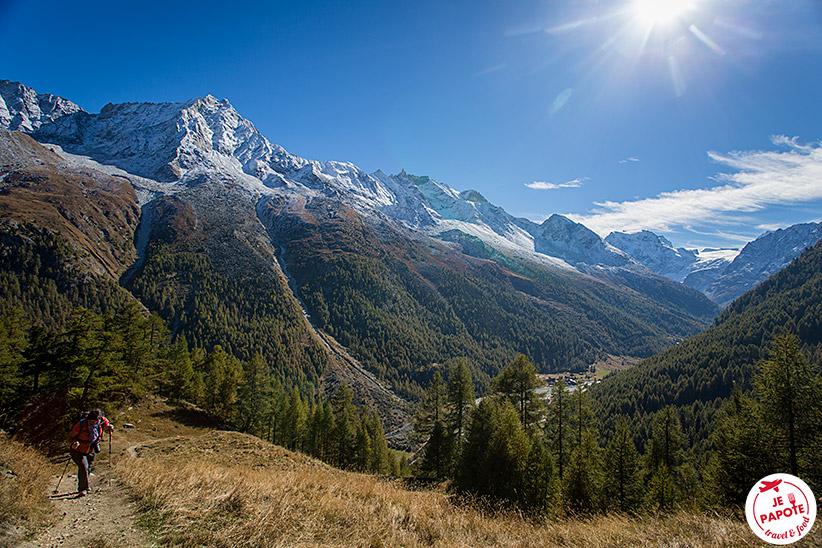 randonnée Valais