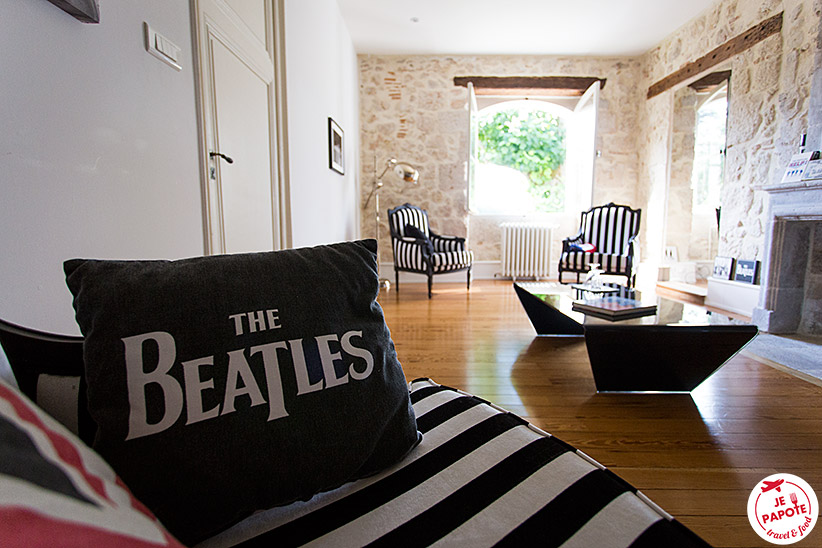 Chambre d'Hote The Beatles