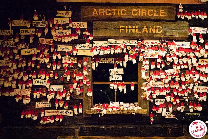 parc d'attraction Rovaniemi