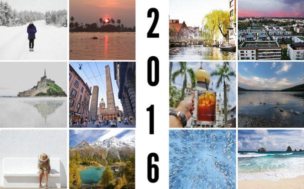 Best Of 2016 : Une année de voyage mois par mois