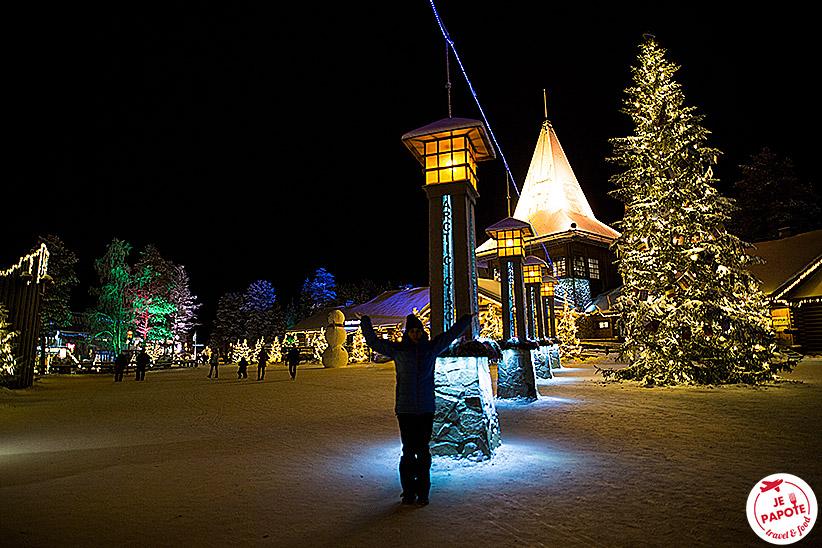 Cercle polaire Rovaniemi