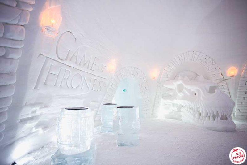 hotel game of thrones finlande