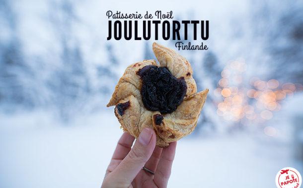 Pâtisserie de Noël finlandaise (Joulutorttu)