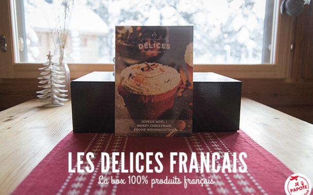Les Délices Français, la box 100% gastronomie française