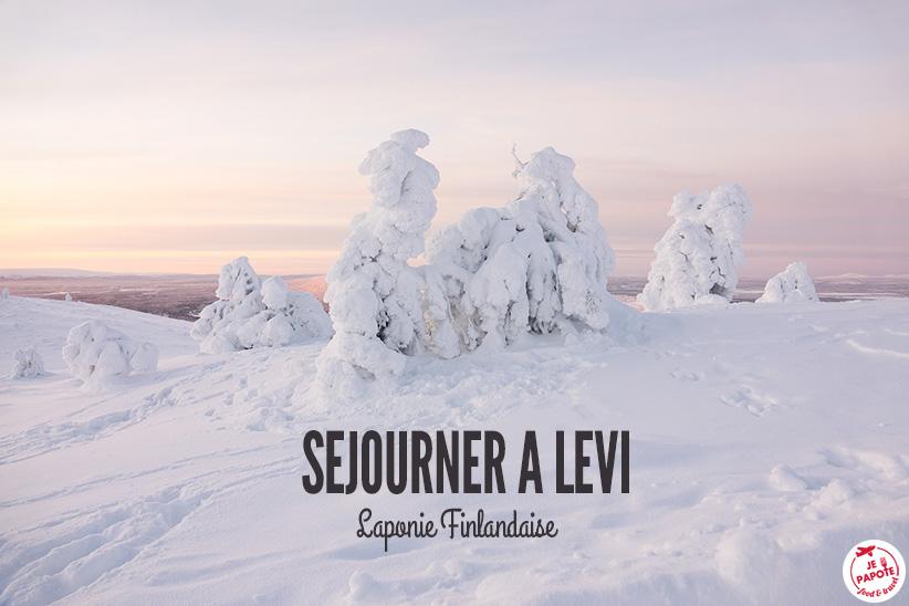 Séjourner à Levi en Laponie finlandaise