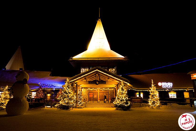 Maison du Père Noel