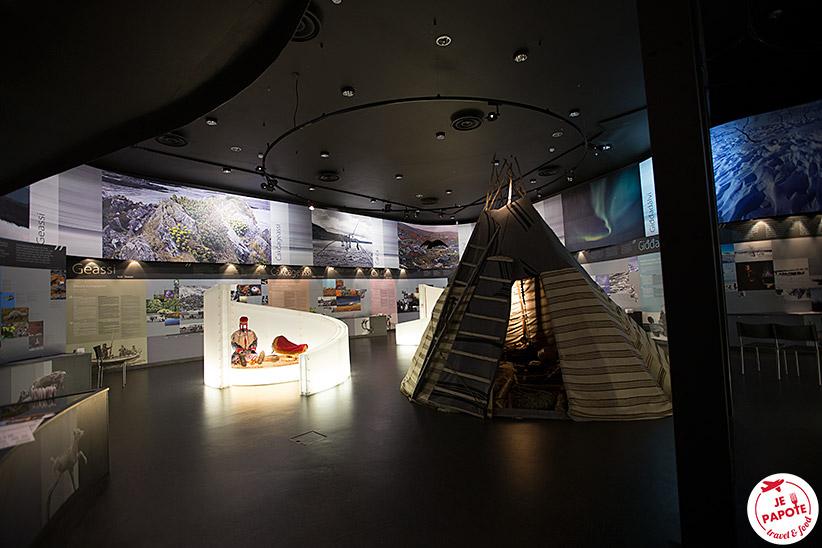 musée same laponie
