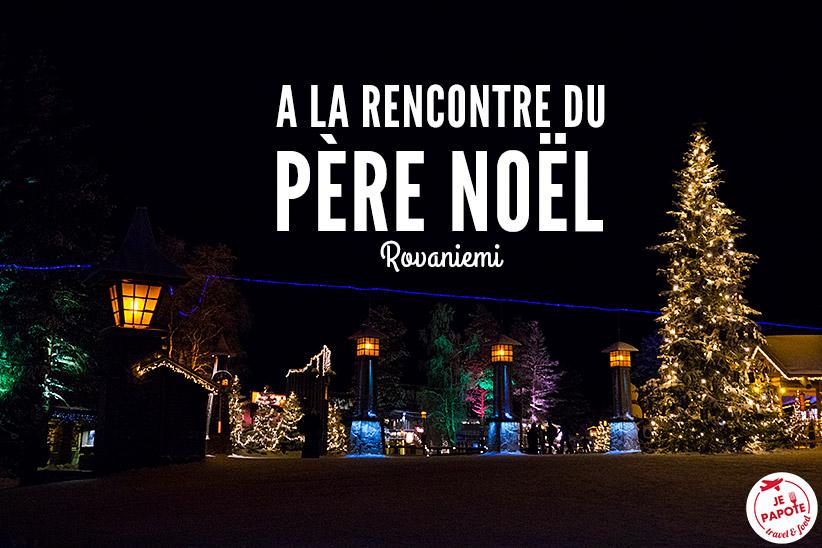 Envoyer Lettre Au Pere Noel Par La Poste.Village Du Pere Noel En Laponie Et Santapark Rovaniemi