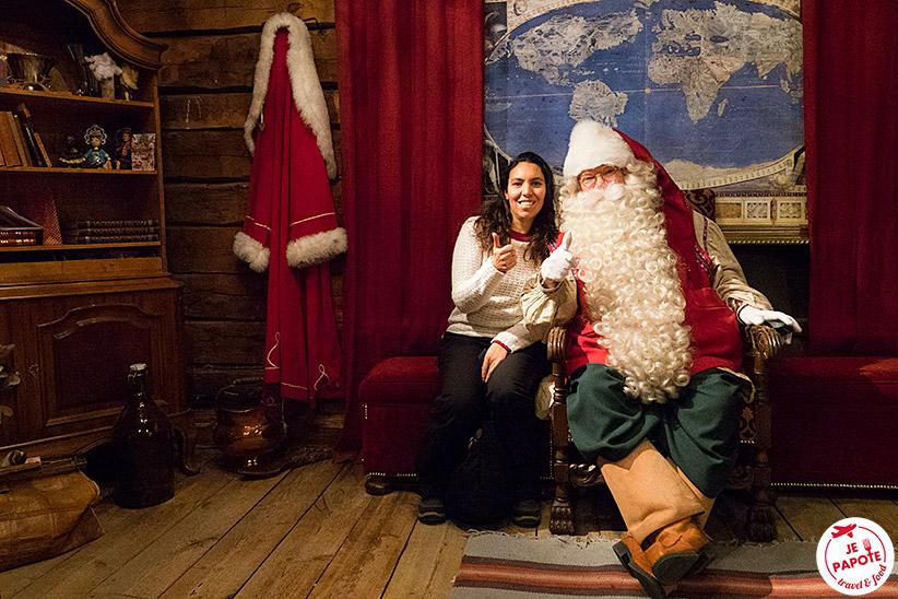 Père Noël Santa Park
