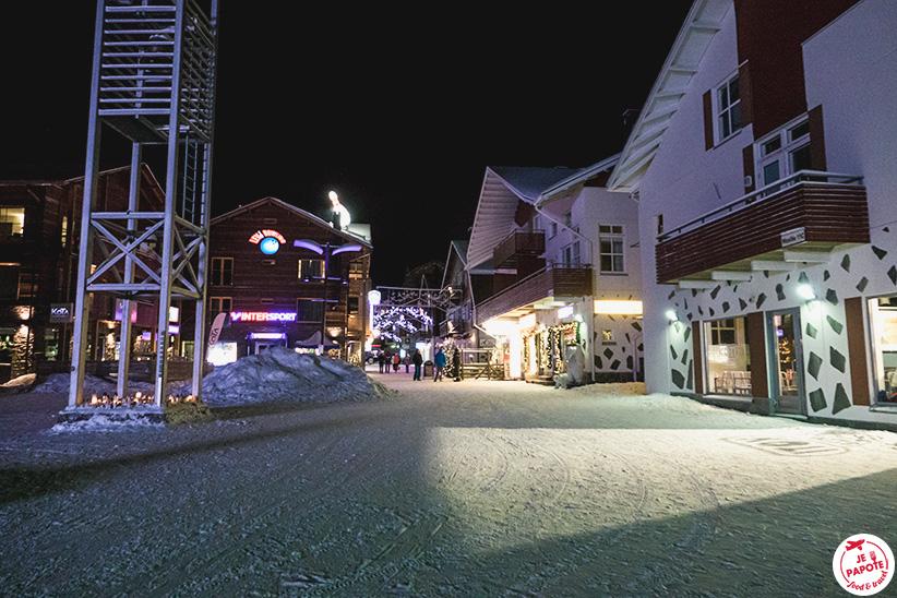 Station de ski Levi