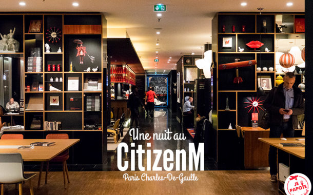 CitizenM Paris Charles-De-Gaulle