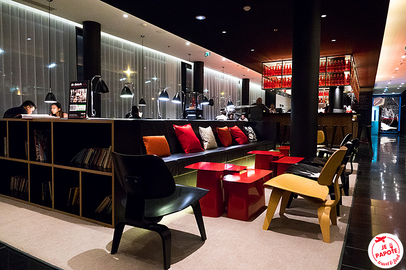 Bar Citizenm Roissy