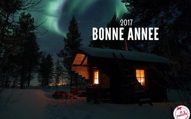 Bonne année 2017 - Saison 1, épisode 15