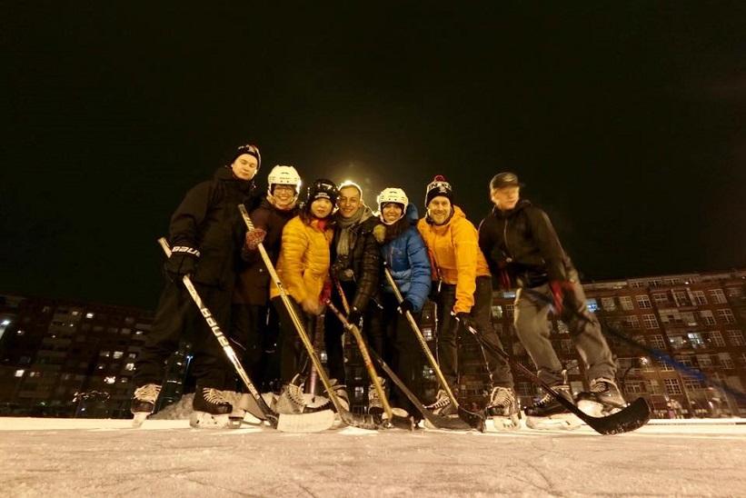 hockey finlande