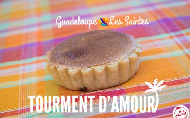 Le tourment d'amour, spécialité de la Guadeloupe