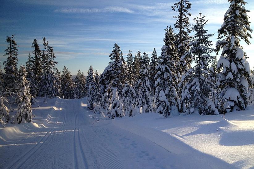 ski nordique laponie