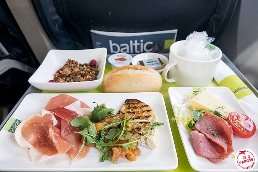 air baltic business