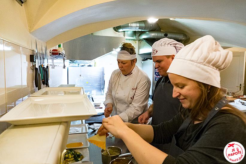 cours de cuisine lettonie