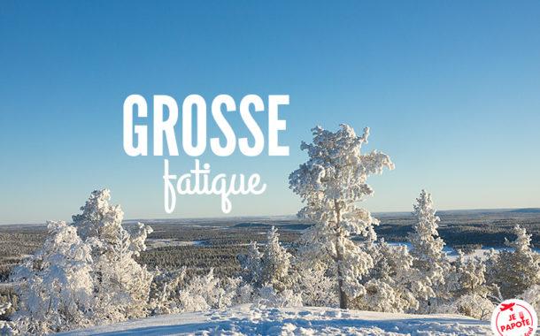 Grosse fatigue & Températures polaires - Saison 1, épisode 21
