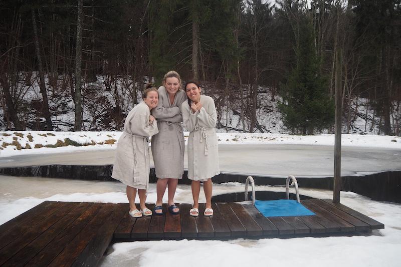 sauna latvia