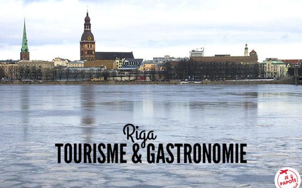 Mon week-end gourmand à Riga, capitale de la Lettonie