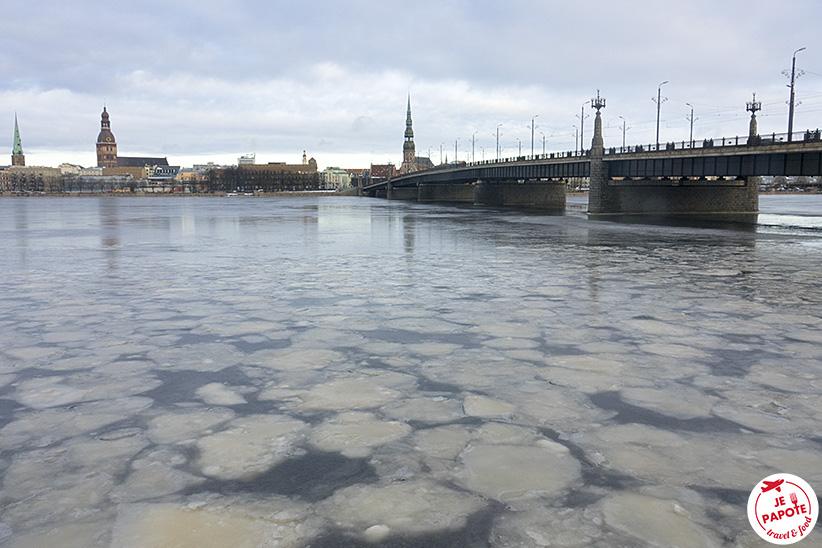Visiter Riga Janvier