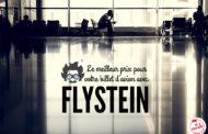 Un billet d'avion au meilleur prix avec Flystein