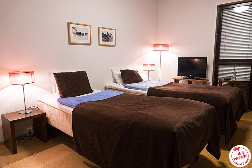 chambre Korpoström
