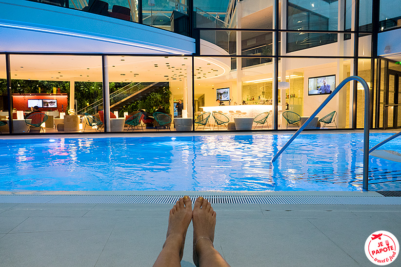 piscine Oceania hotels