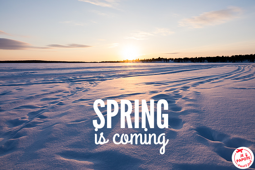 Spring is coming - Saison 1, épisode 24
